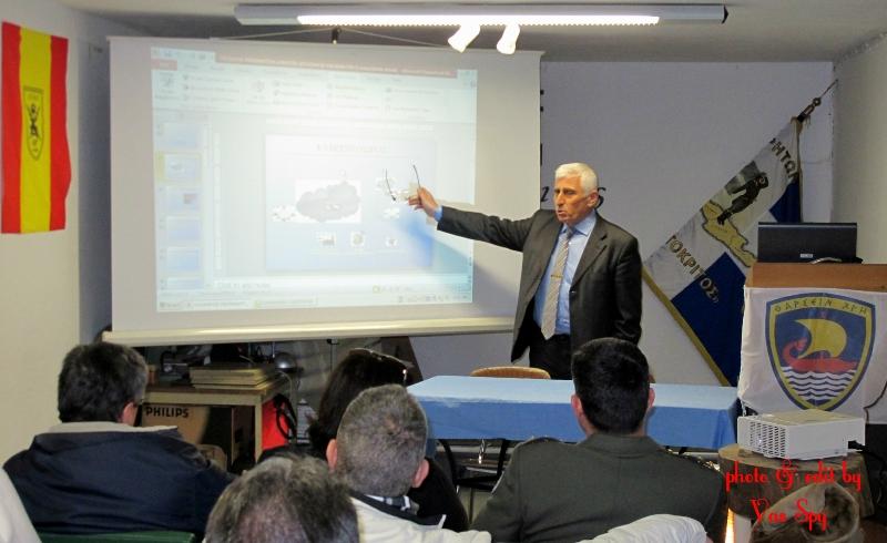 Ο κος Παναγιώτης Μαυρόπουλος,  Αντιστράτηγος (ε.α.) ο οποίος διδάσκει στη Στρατιωτική Σχολή Ευελπίδων το μάθημα Θεωρία Πολέμου και Στρατιωτική Στρατηγική, μίλησε για κυβερνο-ασφάλεια